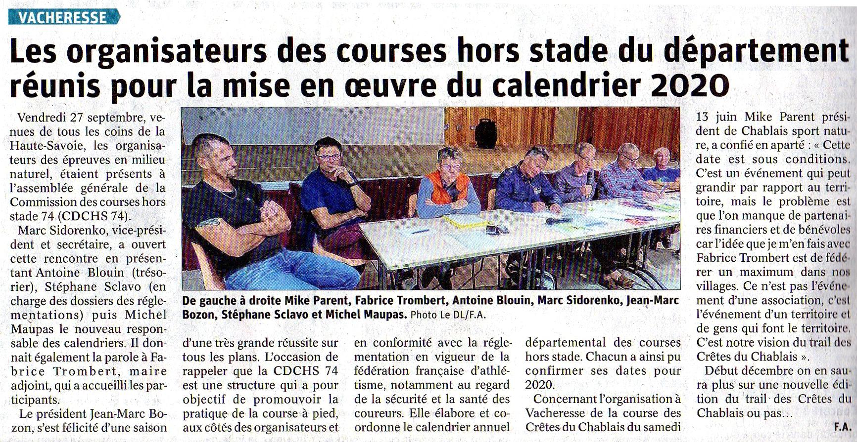 Calendrier Course Hors Stade 2020.Evian Off Course Eoc Dans La Presse